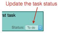 task-status